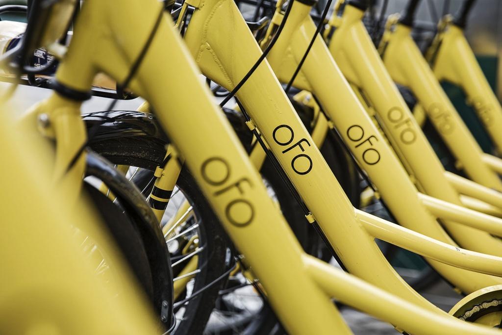 Велоиндустрия: В Россию приходит велопрокат Ofo