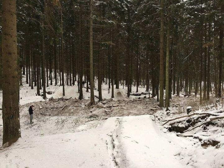 Zelenoffka trailride crew, Минск.: Борьба за существование МТБ В Беларуси. Помогайте.