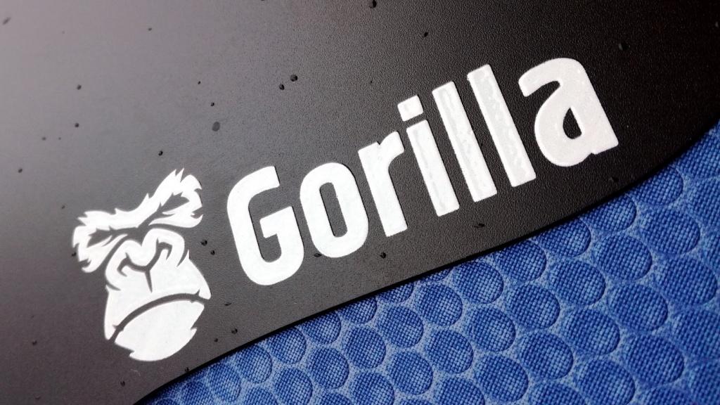 Блог компании ILIN protection | Велоклейка: Мини-крылья Gorilla 2017 с 3D-графикой: шпионские фото из питерских дворофф