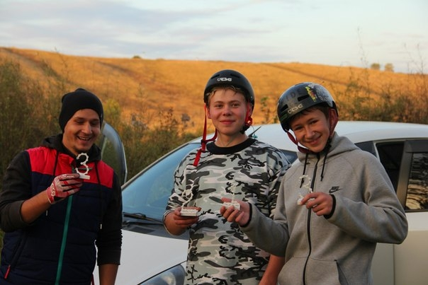 Наши гонки: FizegPump