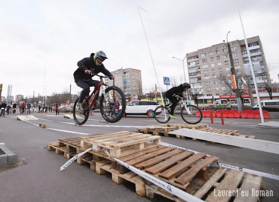 Наши гонки: Владимирский велофестиваль «Крути»