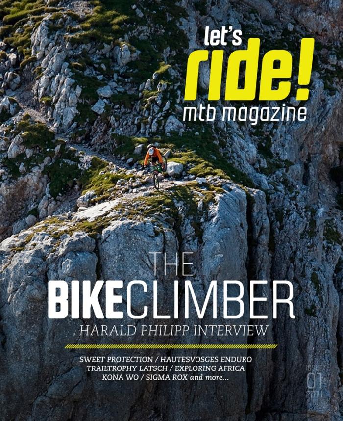 Журналы: Let´s Ride! - новый номер