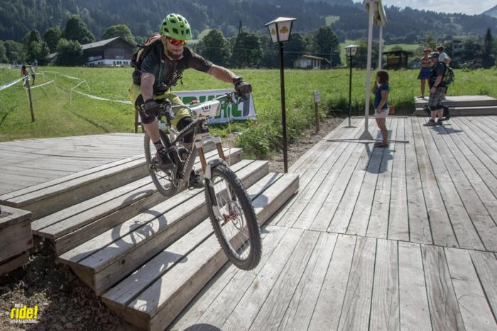 World events: EnduroOne - гонка в Австрии