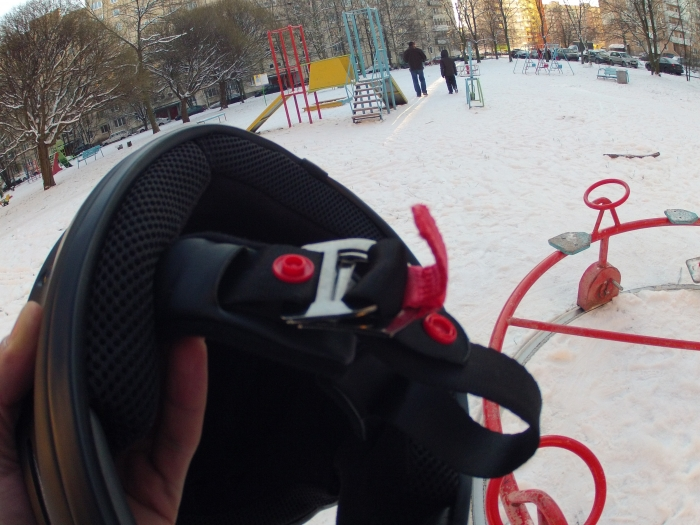 Экипировка: Specialized Dissident Comp 2014