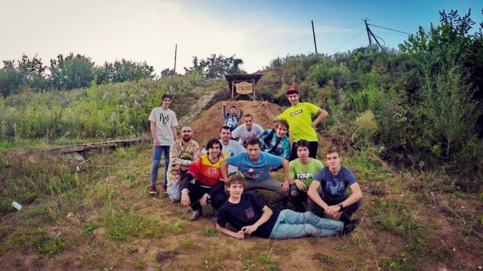 nsmb_ru: Летний Дирт лагерь Че стайл 2015. Подробно, во всех красках.