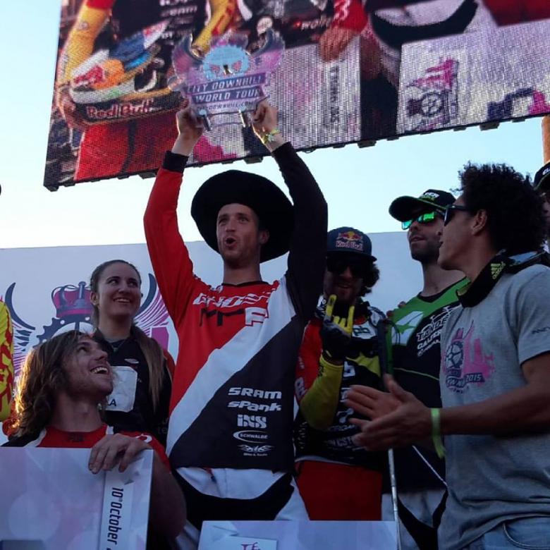 Блог им. IvanKunaev: Результаты City Downhill World Tour Bilbao