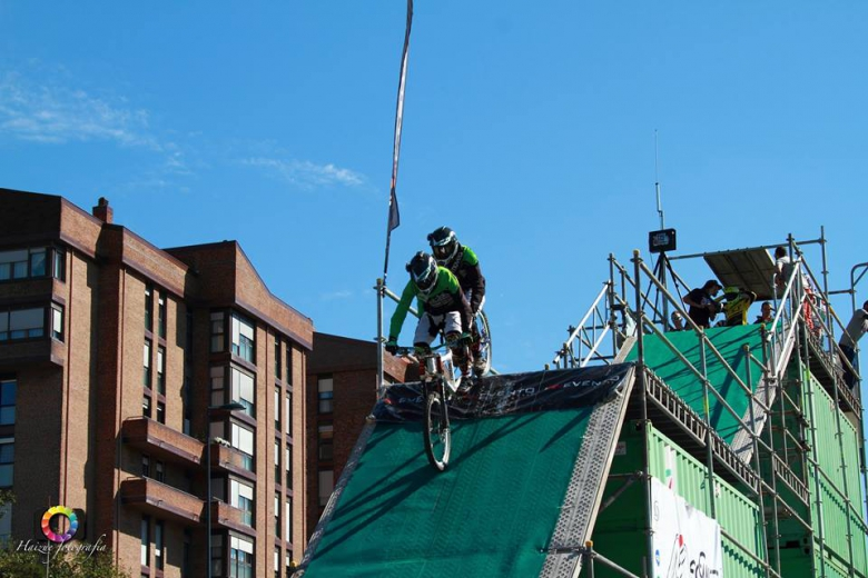 Блог им. IvanKunaev: City Downhill Bilbao