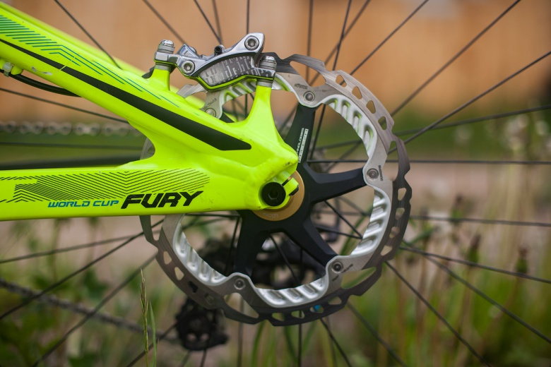 Блог компании Триал-Спорт: Обзор и тонкости настройки GT Fury WC 2016