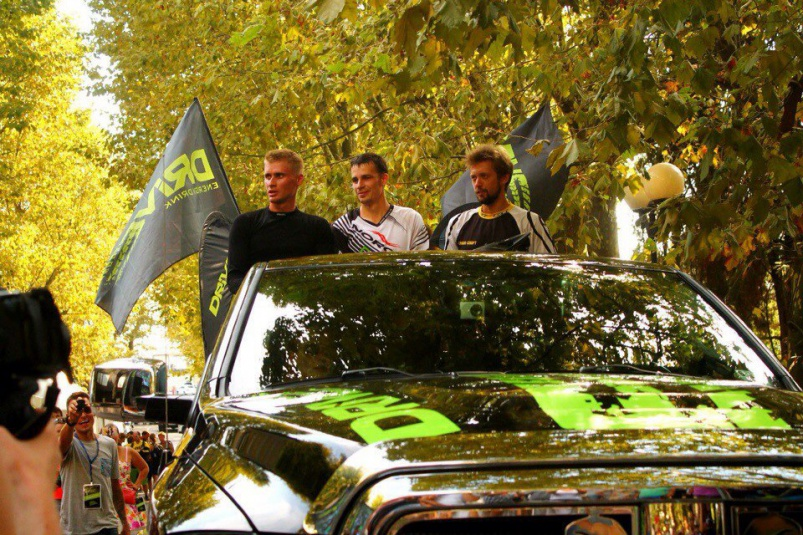 Блог им. IvanKunaev: City DH в Сочи