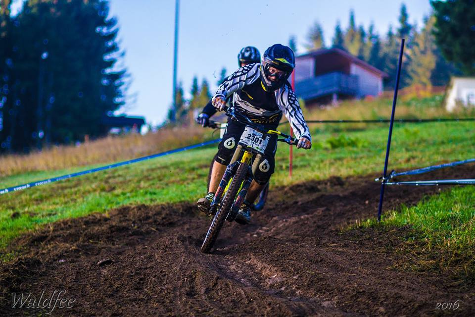 Блог им. IvanKunaev: 24h Downhill 2016