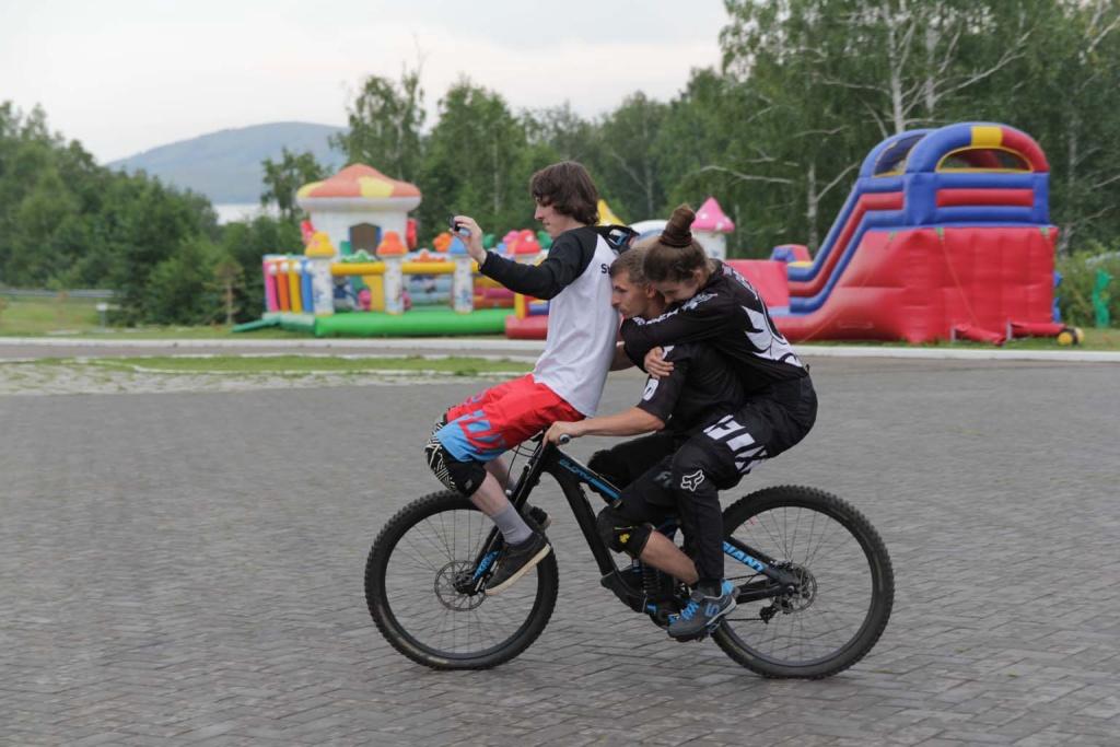 Блог им. IvanKunaev: Байки Чемпионата России по DH 2017