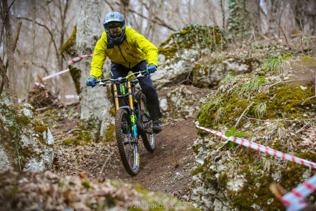 Наши гонки: Отчет о гонке в Даховской