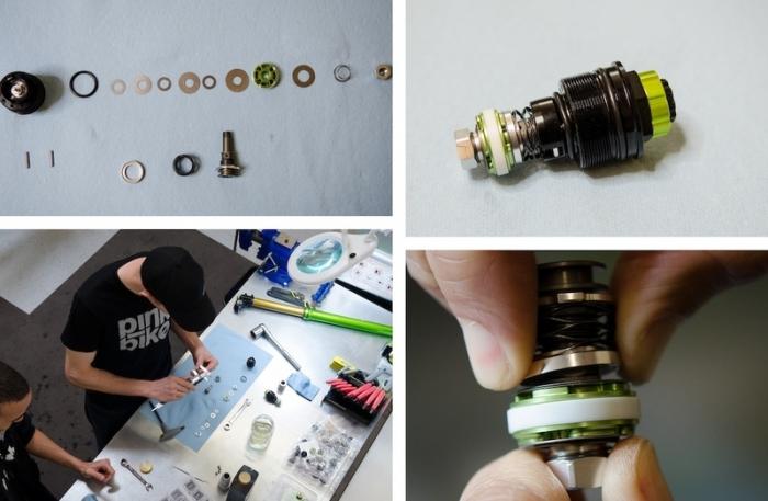 Блог компании AlienBike.ru: Калифорнийские мечты:  Испытания новых компонентов подвески от DVO