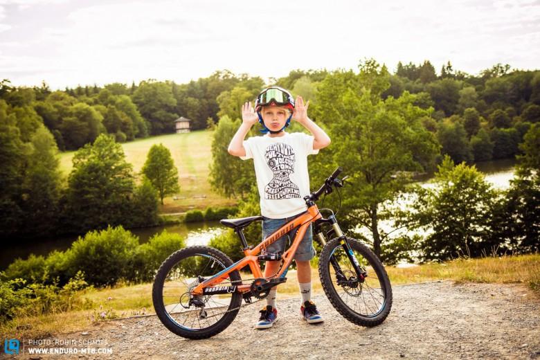 Блог компании AlienBike.ru: Тест детских велосипедов