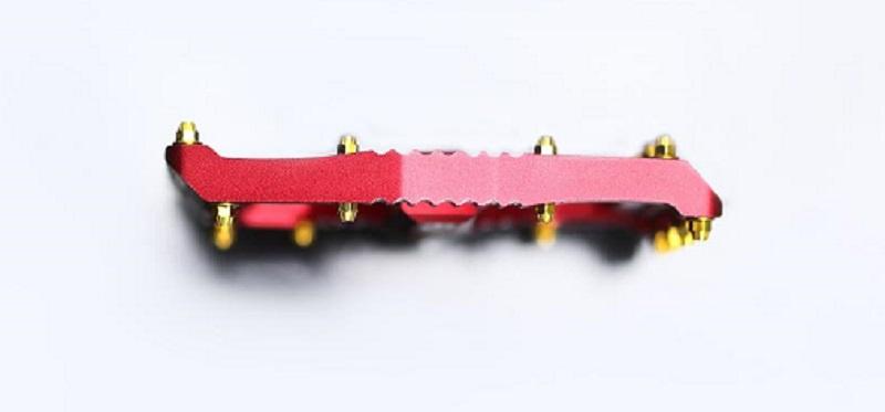 Блог компании AlienBike.ru: Как выбрать плоские педали, чтобы заезжать в медали? Часть 1
