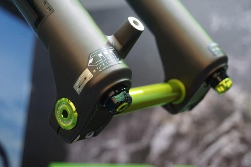 Блог им. AlienBikeRU: Taipei Cycle Show: еще немного о DVO и их новинках