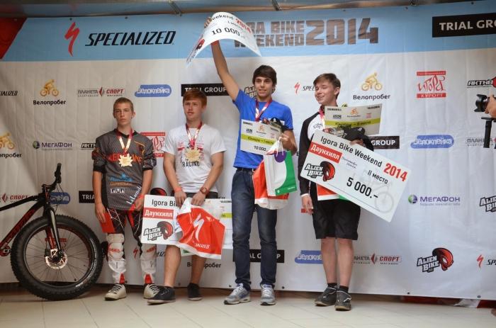 Блог им. Dustman: Igora Bike Weekend
