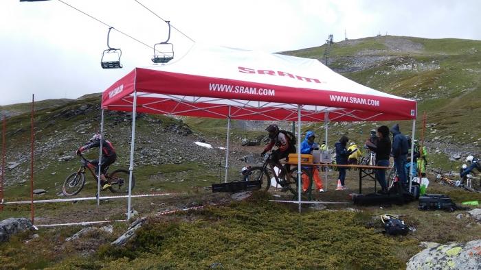 Блог им. Dustman: Продолжение битвы на Кубке Мира по эндуро - EWS #4 La Thuile
