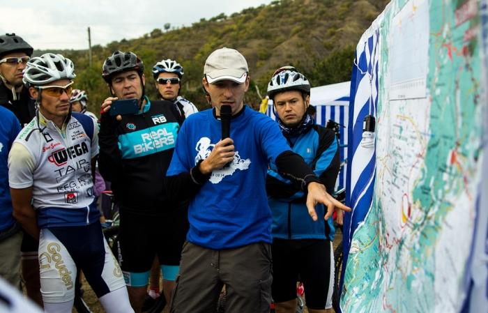 Блог им. Dustman: Крымский многодневный марафон в Приветном - моими глазами.