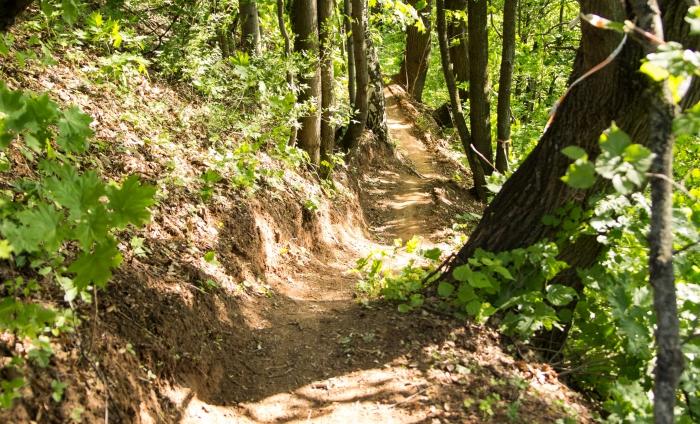 Блог им. Dustman: Окский байк-парк – как укататься за 4 дня, не выезжая в горы!