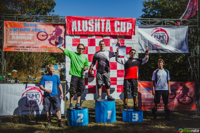 Блог им. Dustman: ДХ в Крыму, AlushtaCup и Canyon Cup - кризис жанра