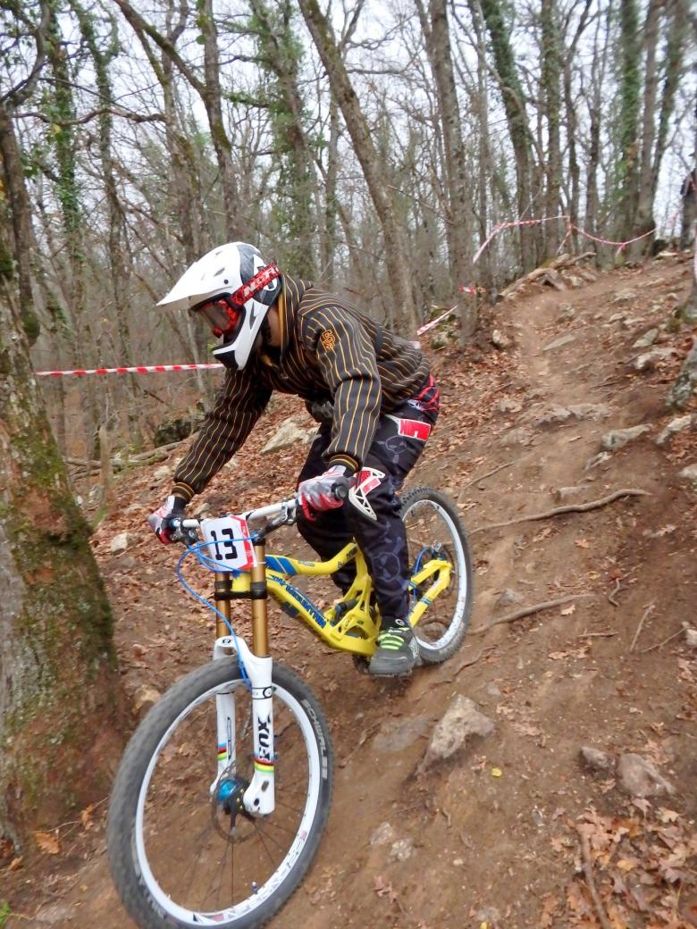 Блог им. Dustman: Как правильно закрыть сезон – Листопад Bike Session DH