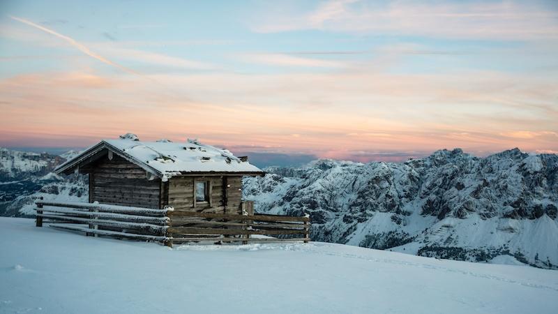 Блог им. Dustman: Снегопад приключениям не помеха!