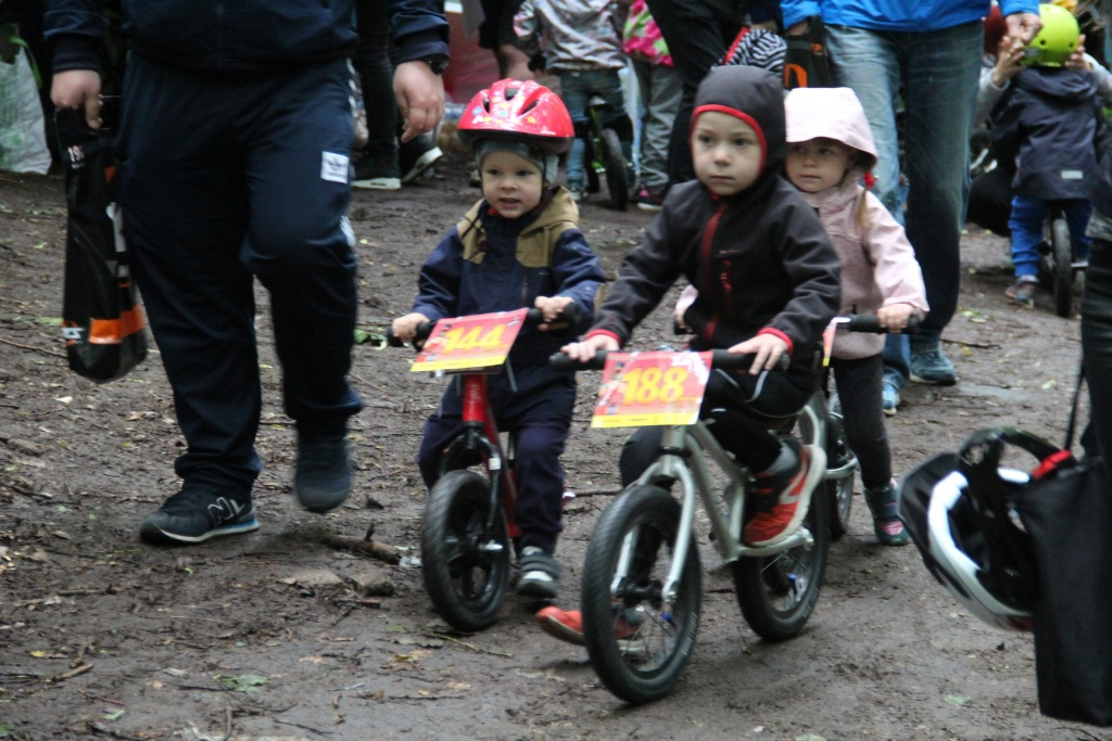 Блог им. Dustman: Открытие сезона (очень вовремя) МиниДХ в Москве - FeelPark Race