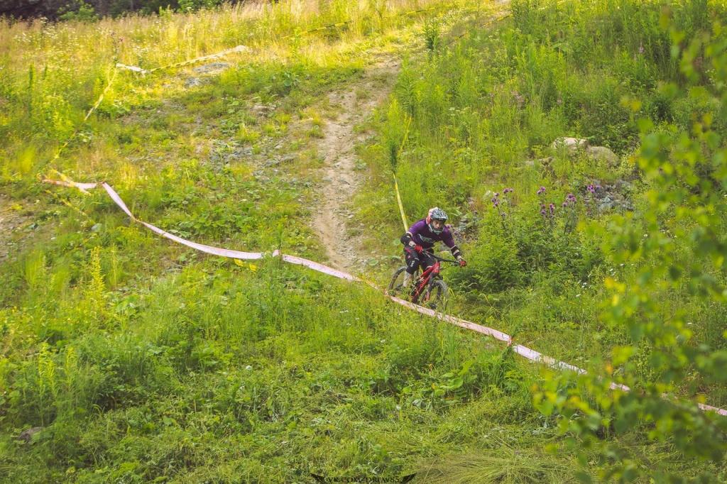 Блог им. Dustman: Ялгора Race, 3 этап РЭС - наступить на грабли