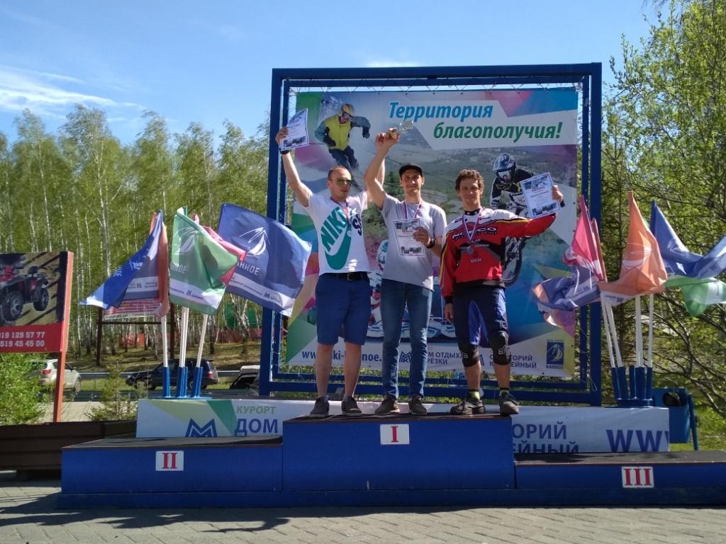 Блог им. Dustman: Возвращение даунхила – 1 этап Кубка Урала.