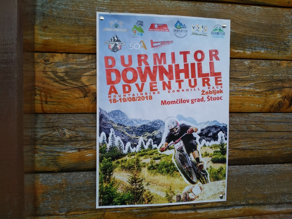 Блог им. Dustman: Durmitor Downhill Adventure