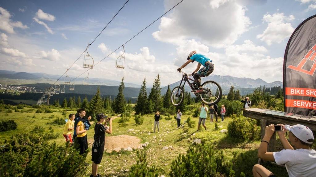 Блог им. Dustman: Durmitor Downhill Adventure