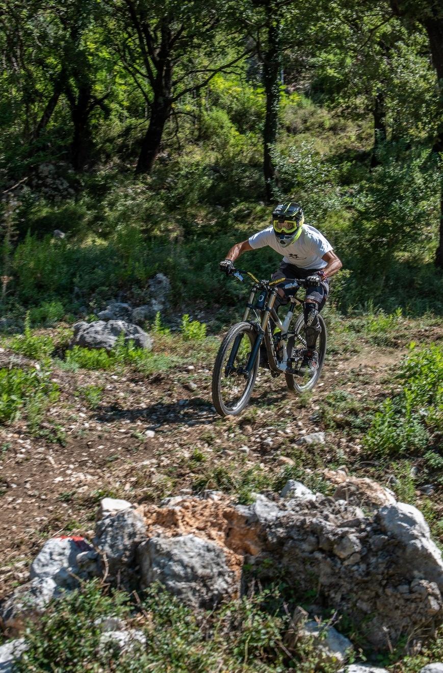 Блог им. Dustman: Черногорские приключения – даунхил в Рисане
