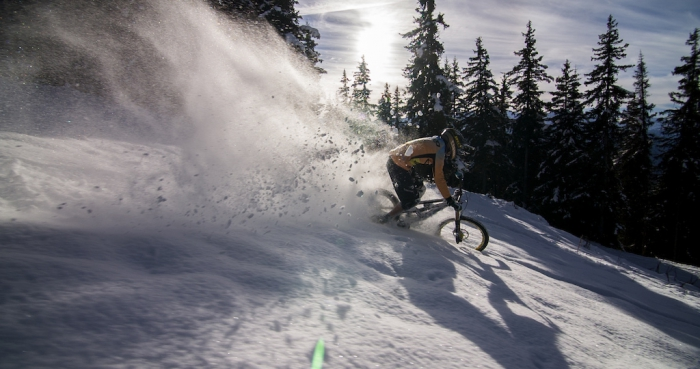 CANYON Bikes: Ludo May - Эпизод 3 Белый... (La blanche...)