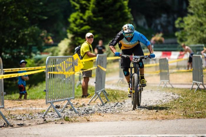 CANYON Bikes: Результаты CFET на EWS #4