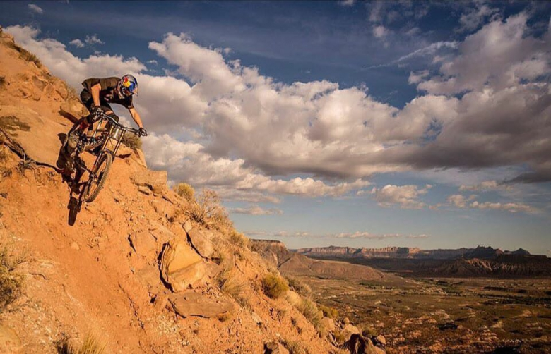 CANYON Bikes: CANYON FACTORY FREERIDE TEAM на Redbull Rampage 2015