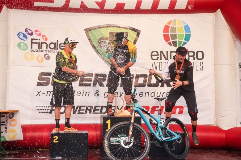 CANYON Bikes: Justin Leov присоединился к Canyon Factory Enduro Team