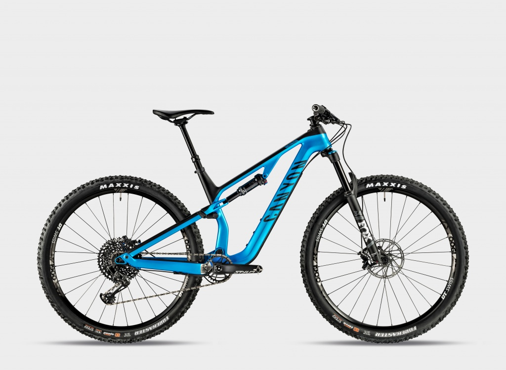 CANYON Bikes: CANYON Neuron 2019: перезагрузка