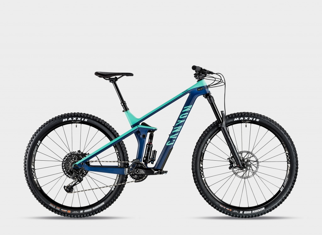 CANYON Bikes: CANYON Strive 2019: ver.2.0