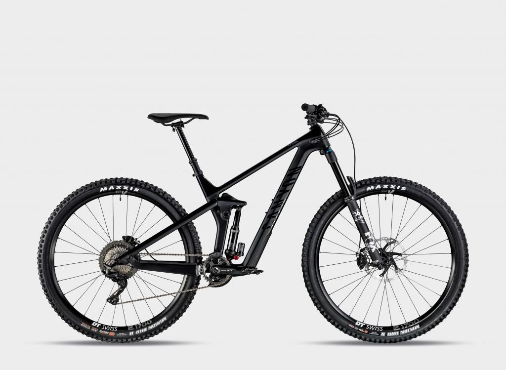 CANYON Bikes: CANYON Strive 2019: ver.2.0