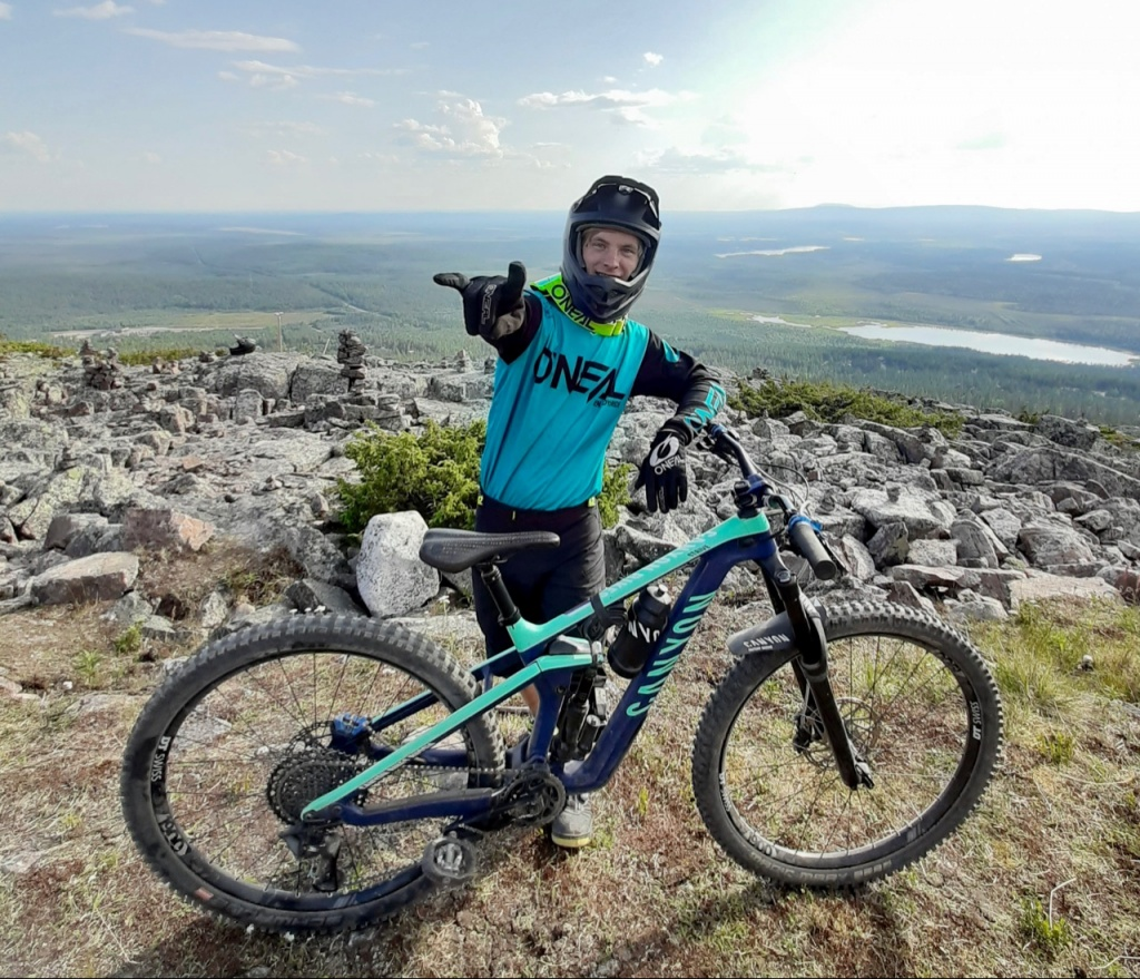CANYON Bikes: Особенности национального Эндуро или невероятные приключения русских в Лапландии, ч.1
