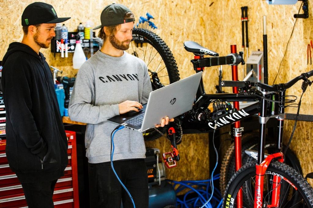 CANYON Bikes: CANYON Sender CFR