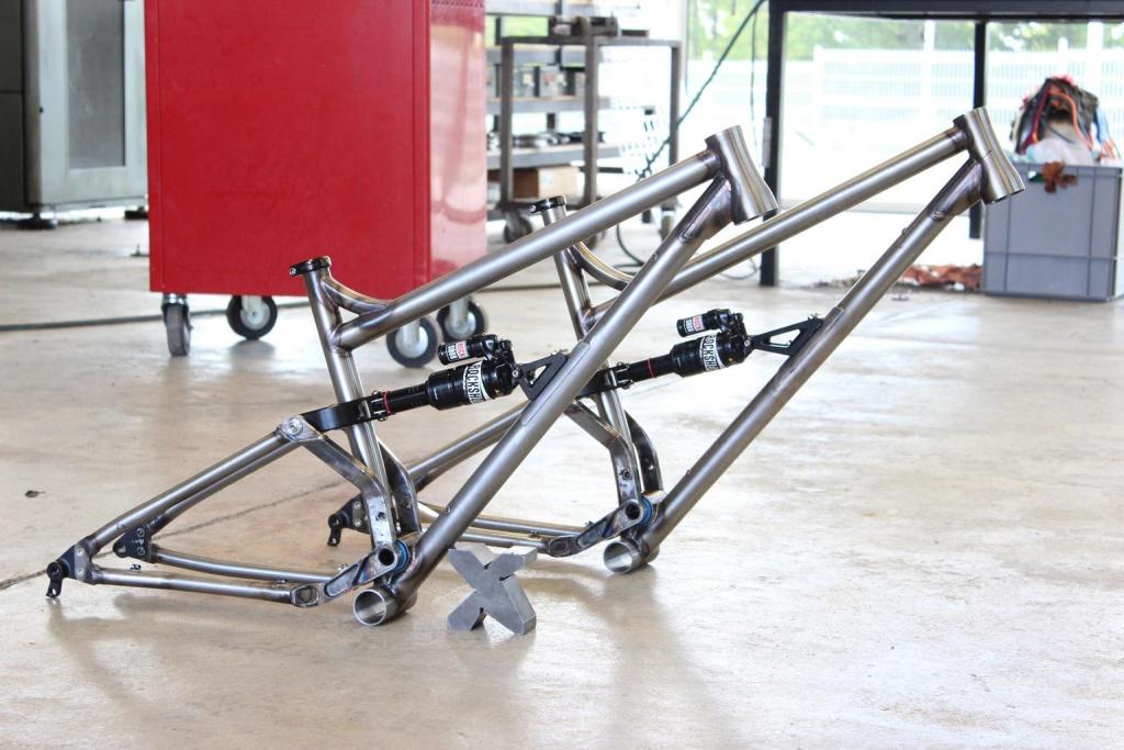 Новое железо: Production Privée анонсируют свой первый двухподвес Shan N5