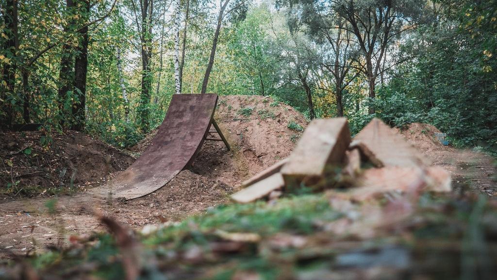 Блог им. radiattion: Экзамены в Dirt Школе от Loose Riders