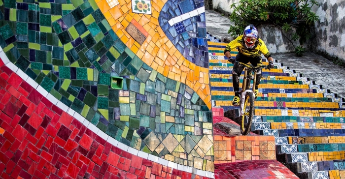World events: Стартует City Downhill World Tour 2014