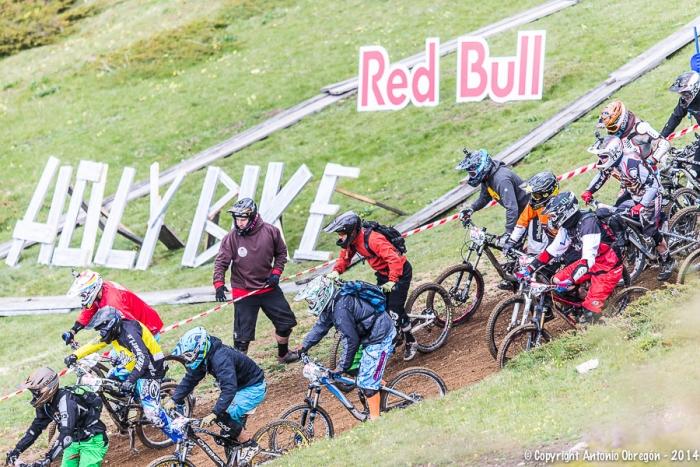 World events: Red Bull Holy Bike 2014