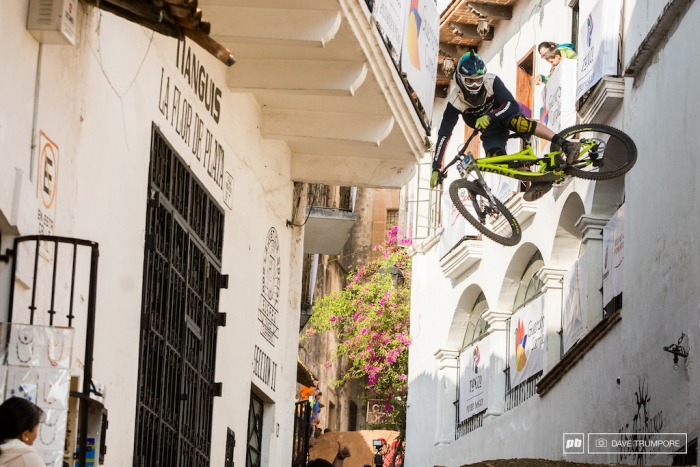 World events: Taxco Urban Downhill 2014