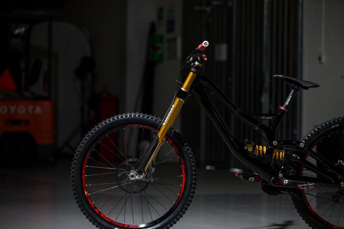 Новое железо: Новый прототип от Öhlins