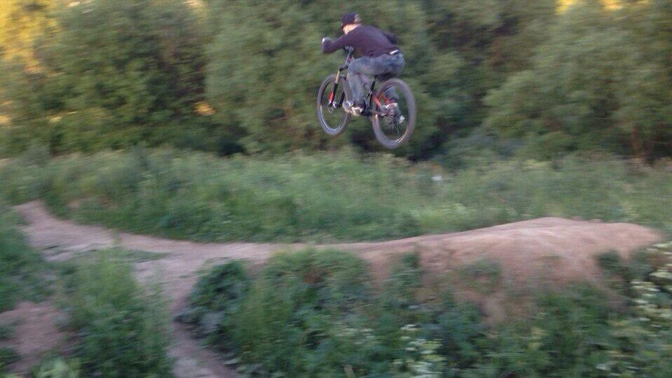 Блог им. Willy: Топ-5 моих самых безрассудных поступков на велосипеде