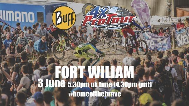 Прямые трансляции: Прямая трансляция 4x Pro Tour 2017 Fort William
